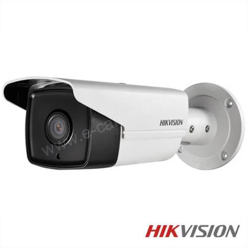 Cel mai bun pret pentru camera HD HIKVISION DS-2CD2T32-I8 cu 3 megapixeli, pentru sisteme supraveghere video