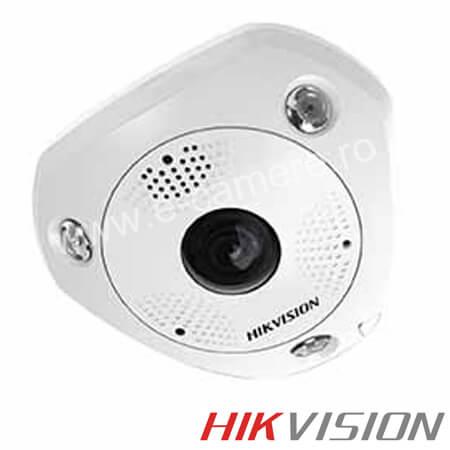 Cel mai bun pret pentru camera HD HIKVISION DS-2CD6362F-I cu 6 megapixeli, pentru sisteme supraveghere video