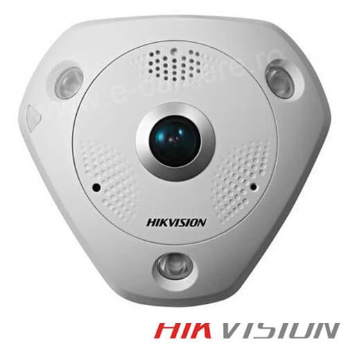 Cel mai bun pret pentru camera HD HIKVISION DS-2CD6362F-IS cu 6 megapixeli, pentru sisteme supraveghere video