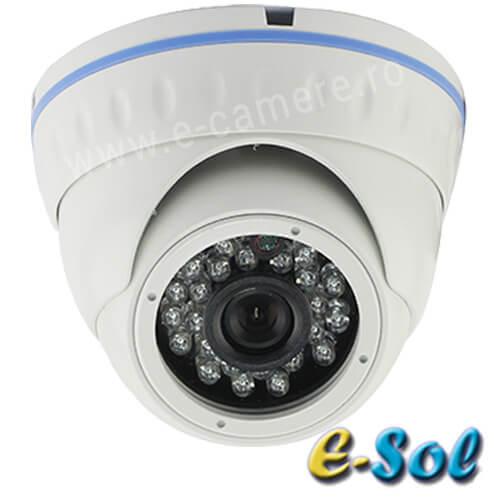 Cel mai bun pret pentru camera HD E-SOL ESD3-30 cu 3 megapixeli, pentru sisteme supraveghere video