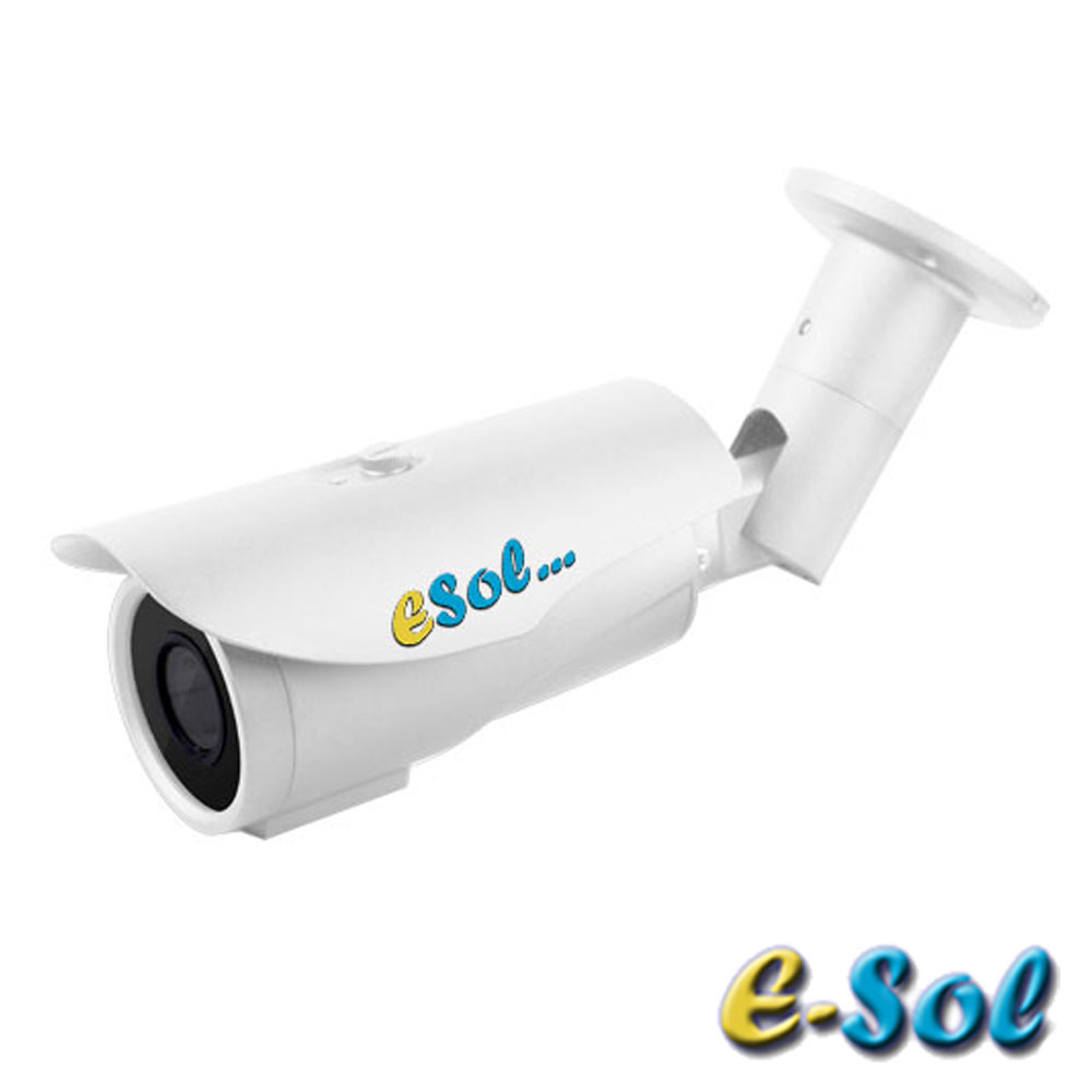 Camera 2MP Exterior, IR 60m, Zoom 5x - e-Sol ES/60