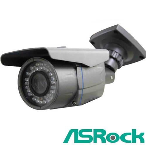 Cel mai bun pret pentru camera IP ASROCK AHB-1SVIR3 cu 1 megapixeli, pentru sisteme supraveghere video