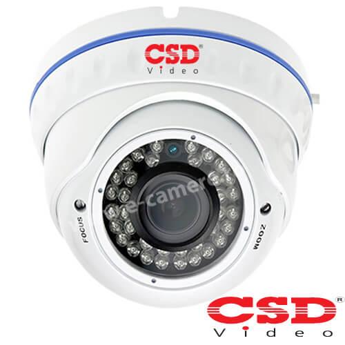 Cel mai bun pret pentru camera IP CSD CSD-MH201DV6 cu 2 megapixeli, pentru sisteme supraveghere video