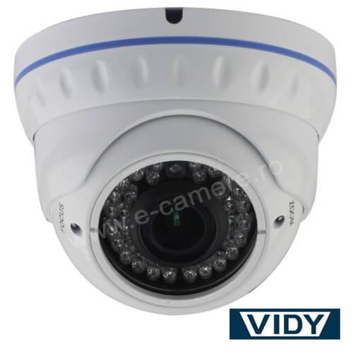 Camera 1MP Exterior, IR 30m, Varifocala - Vidy VD-13V1W-Q