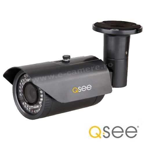 Cel mai bun pret pentru camera IP Q-SEE QTH8218B cu 2 megapixeli, pentru sisteme supraveghere video