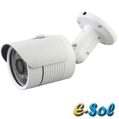 Camera 1MP, Exterior, IR 20m, lentila 2.8 - e-Sol ES100/20A