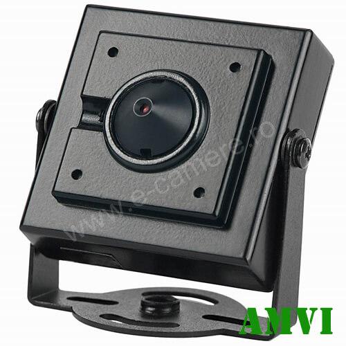 Cel mai bun pret pentru camera AMVI AMVI-25S700 cu 600 linii TV, pentru sisteme supraveghere video