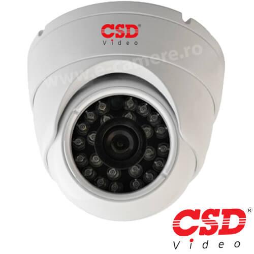 Cel mai bun pret pentru camera IP CSD CSD-MC205DV3-CVI cu 2 megapixeli, pentru sisteme supraveghere video