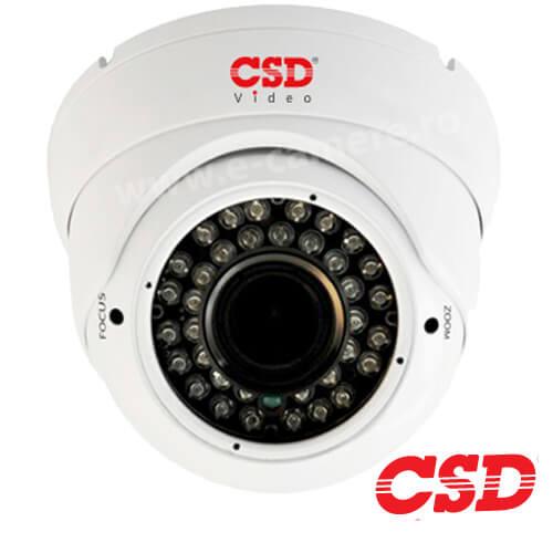 Cel mai bun pret pentru camera IP CSD CSD-MC205DV6-CVI cu 2 megapixeli, pentru sisteme supraveghere video