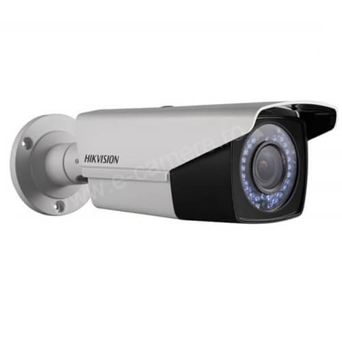 Camera 1MP Turbo HD Exterior, IR 40m, Varifocala - HikVision DS-2CE16C2T-VFIR3