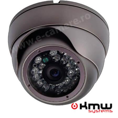 Camera 1MP Exterior, IR 20m, lentila 3.6 - KMW KM-2010CVI