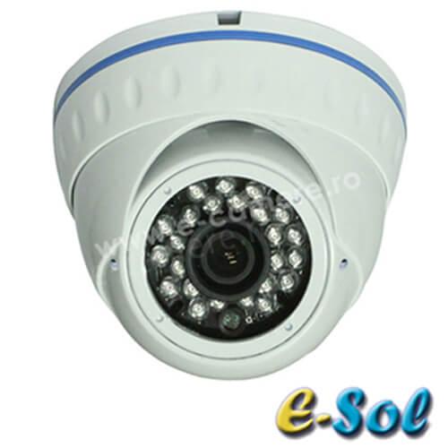 Cel mai bun pret pentru camera IP E-SOL D130-20T cu 1 megapixeli, pentru sisteme supraveghere video