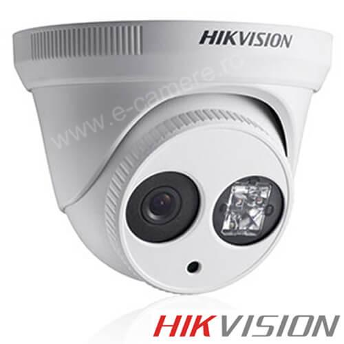 Cel mai bun pret pentru camera IP HIKVISION DS-2CE56C2T-IT1 cu 1 megapixeli, pentru sisteme supraveghere video