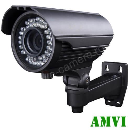 Cel mai bun pret pentru camera IP AMVI CVI40G-20B cu 2 megapixeli, pentru sisteme supraveghere video