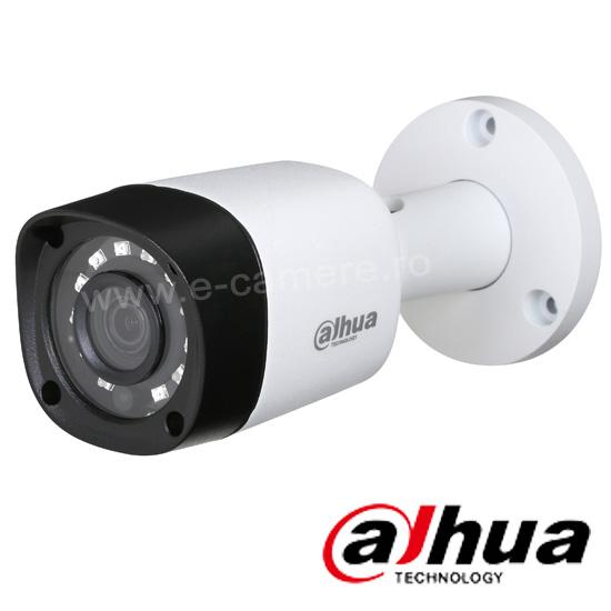 Camera 2MP Exterior, IR 20m, Lentila 2.8- Dahua HAC-HFW1200R