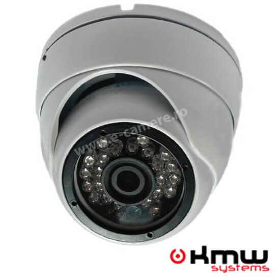 Cel mai bun pret pentru camera IP KMW KM-2200XVI cu 2 megapixeli, pentru sisteme supraveghere video