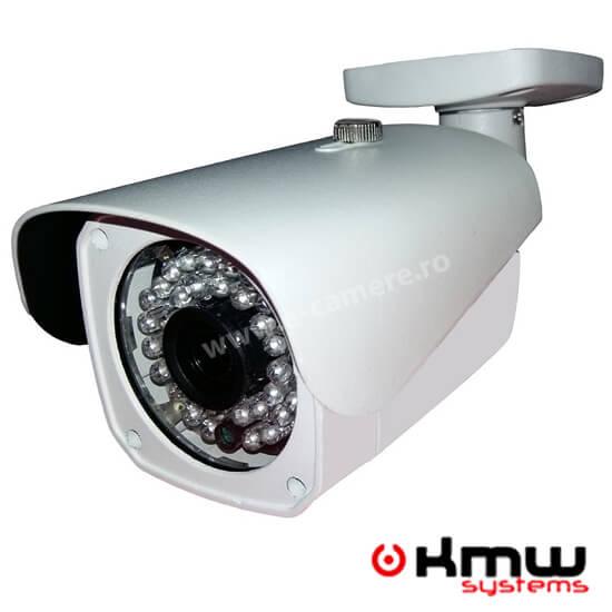 Camera 2MP Exterior, IR 30m, lentila 3.6 - KMW KM-6200XVI