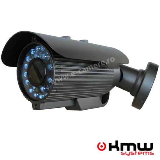 Cel mai bun pret pentru camera IP KMW KM-7220XVI cu 2 megapixeli, pentru sisteme supraveghere video
