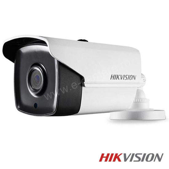 Camera 1MP Turbo HD Exterior, IR 40m, lentila 3.6 - HikVision DS-2CE16C0T-IT3