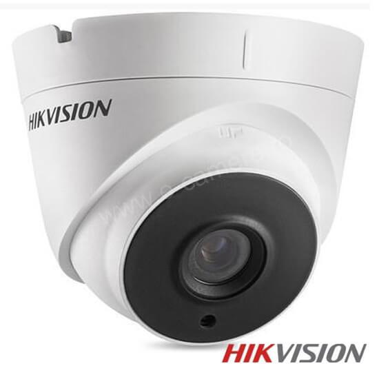 Cel mai bun pret pentru camera IP HIKVISION DS-2CE56C0T-IT3 cu 1 megapixeli, pentru sisteme supraveghere video