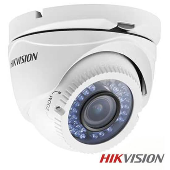Cel mai bun pret pentru camera HIKVISION DS-2CE55C2P-VFIR3 cu 720 linii TV, pentru sisteme supraveghere video