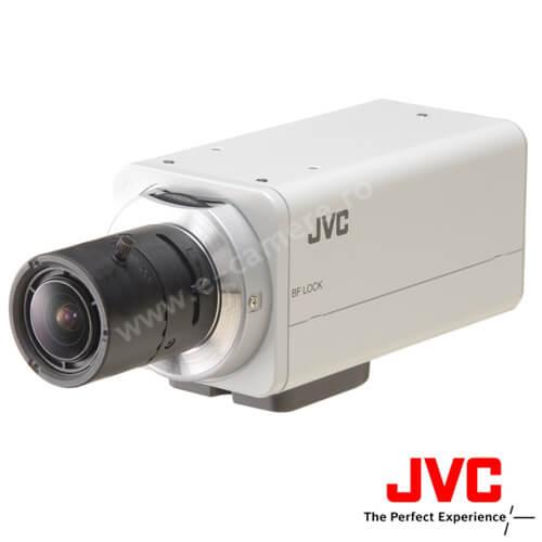 Cel mai bun pret pentru camera JVC TK-C9201EG cu 580 linii TV, pentru sisteme supraveghere video