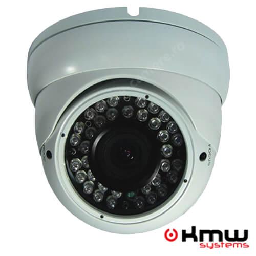 Cel mai bun pret pentru camera KMW KM-150WDR cu 700 linii TV, pentru sisteme supraveghere video