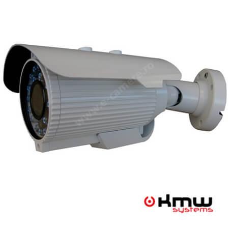 Cel mai bun pret pentru camera KMW KM-98WDR cu 700 linii TV, pentru sisteme supraveghere video