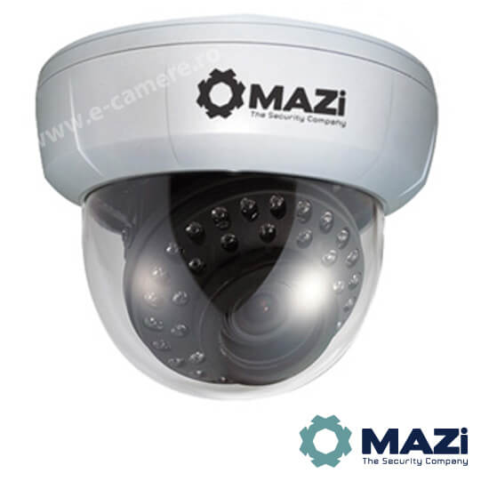 Cel mai bun pret pentru camera MAZI ADH-72SMVR cu 700 linii TV, pentru sisteme supraveghere video