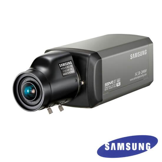 Cel mai bun pret pentru camera SAMSUNG SCB-2000H cu 600 linii TV, pentru sisteme supraveghere video