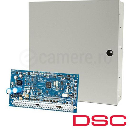 Centrala alarma 8 zone, extensibila 32, tastatura neinclusa - DSC NEO-2032NK