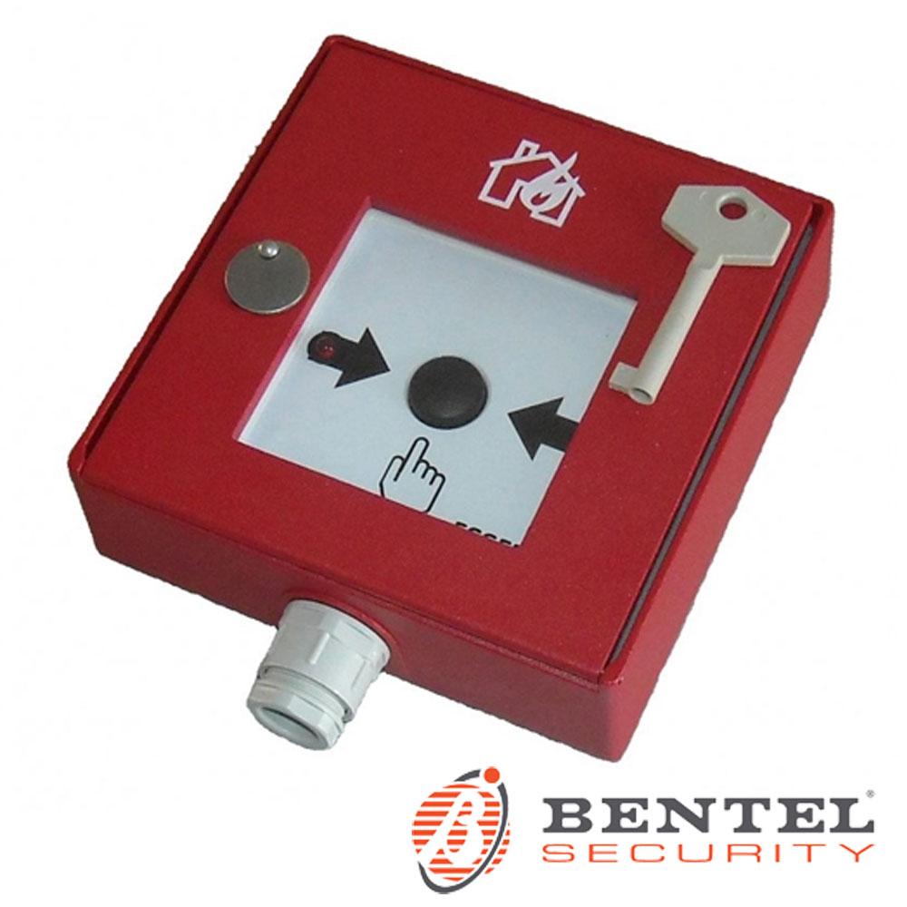 Buton de incendiu de exterior - Bentel BIC01