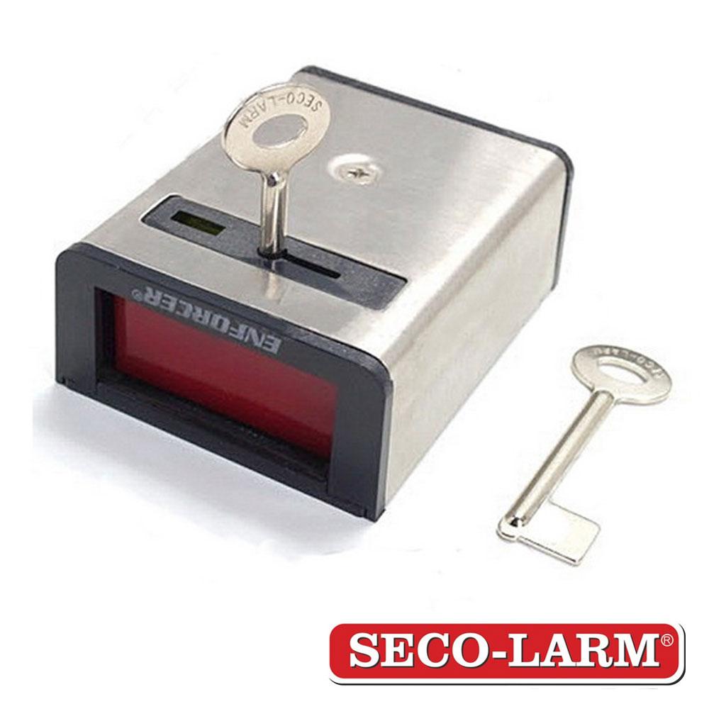 Buton de panica cu retinere - SECO-LARM SS077