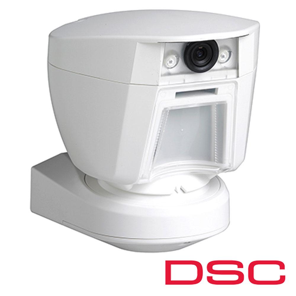 Detector PIR wireless de exterior cu camera IR incorporata - DSC PG8944