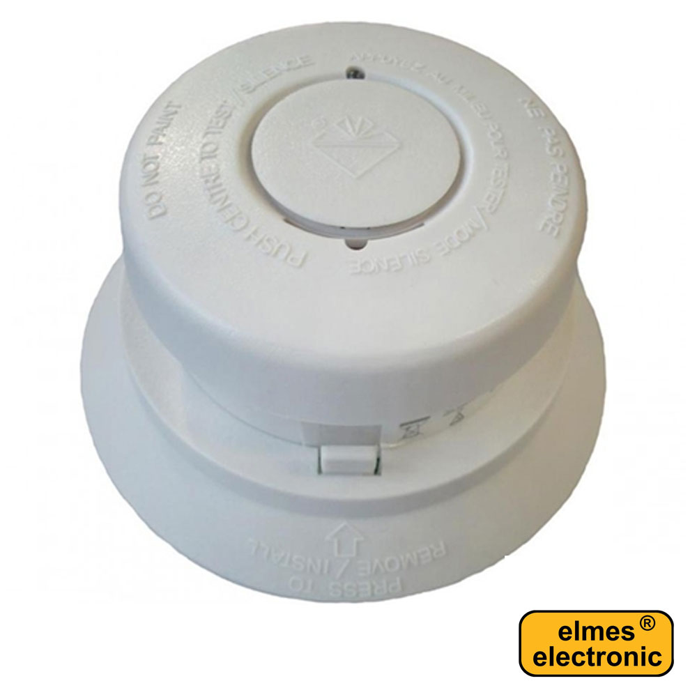 Detector de fum fotoelectric - Elmes MTS166
