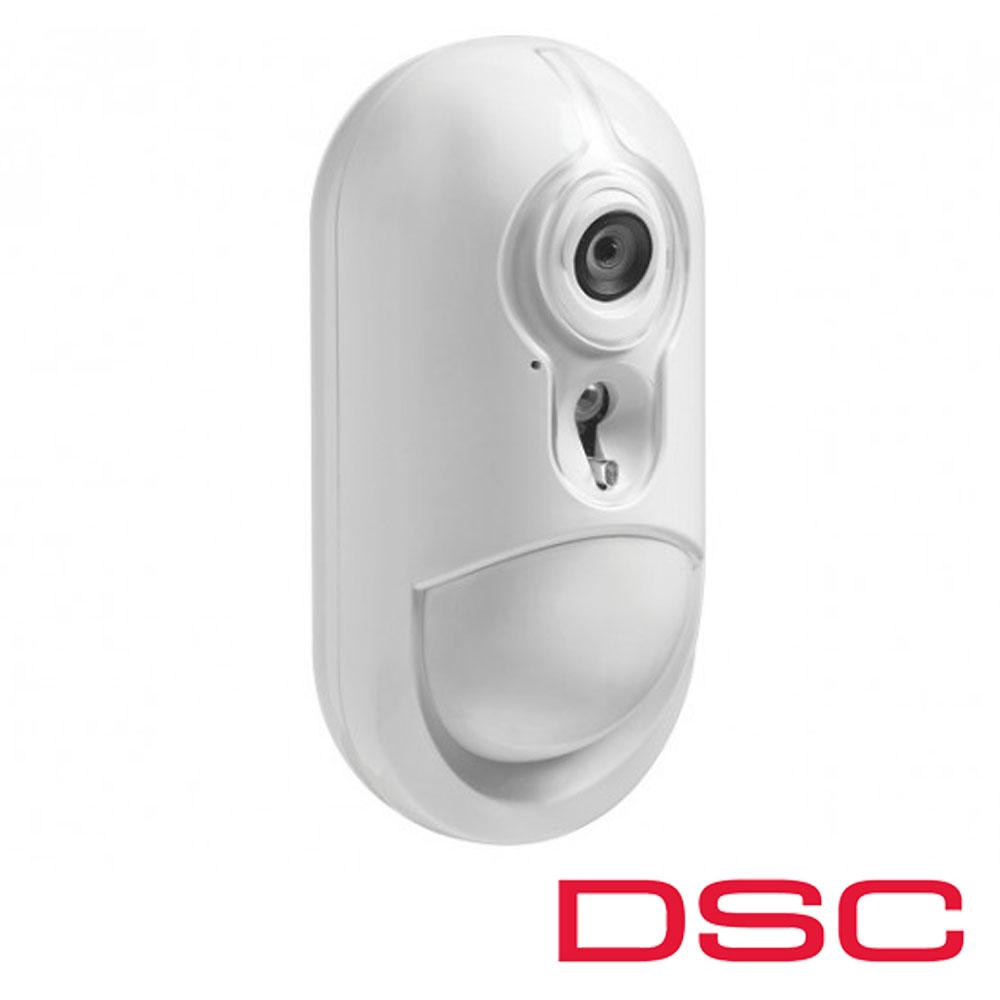 Detector PIR Wireless, camera cu IR incorporata - DSC PG-8934P