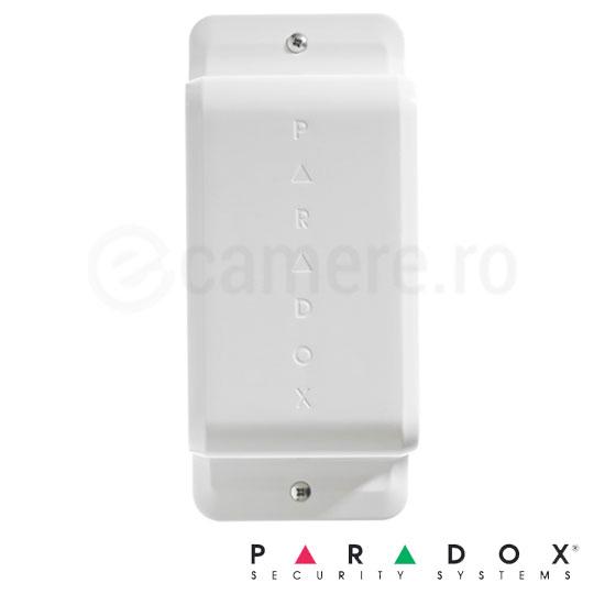 Detector digital vedere laterala, antimascare, Infrarosu, acoperire 24 m - Paradox NV780MX