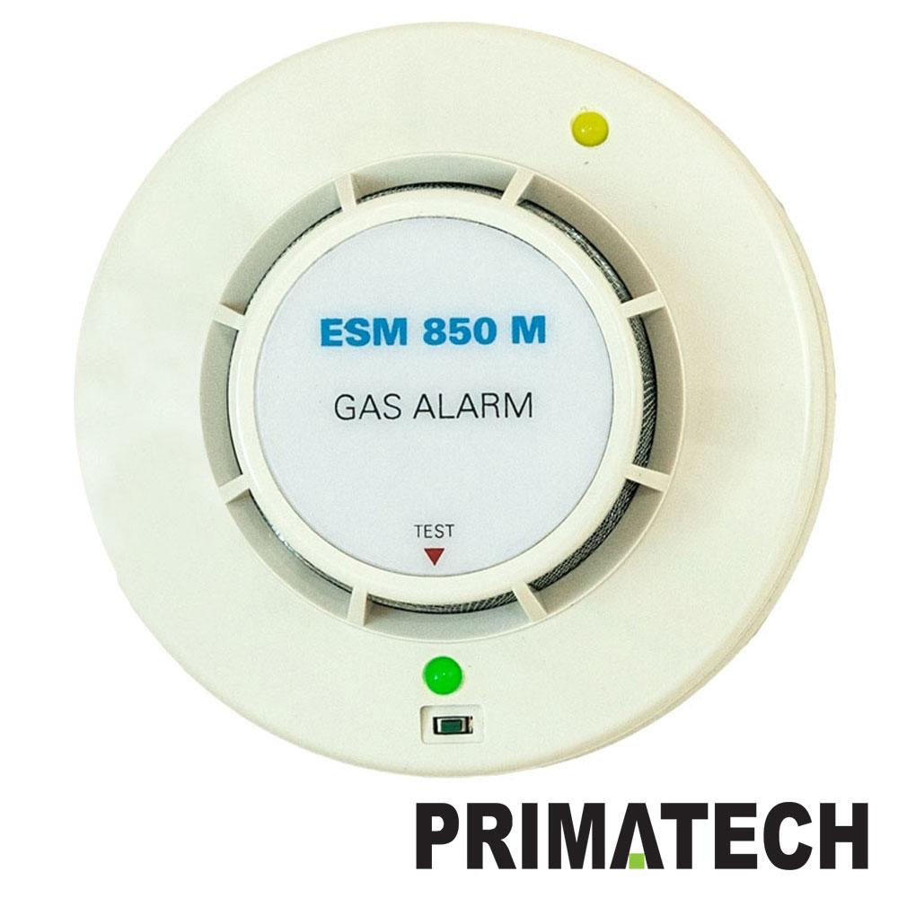 Detector gaz metan, butan, propan, de tavan - Primatech ESM 850M