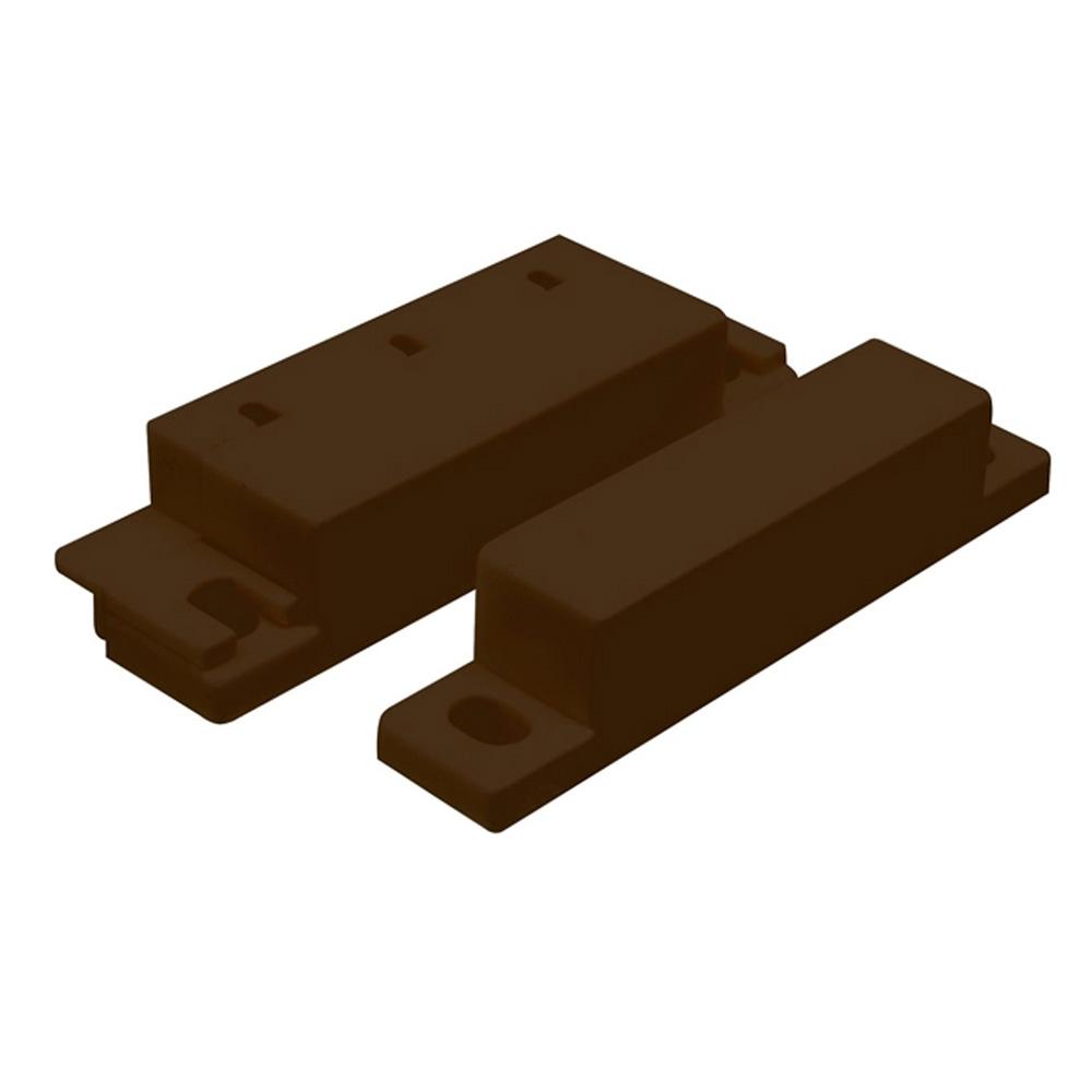 Contact magnetic PVC Maro, aparent 4,4 cm, normal inchis - Stim SM-35BR