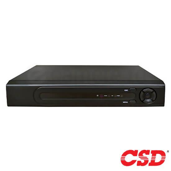 Cel mai bun pret pentru DVR CSD CSD-AVR7008T-MH cu tehnologie AHD, ANALOGICA, IP  si inregistrare 1080P pentru sisteme supraveghere video