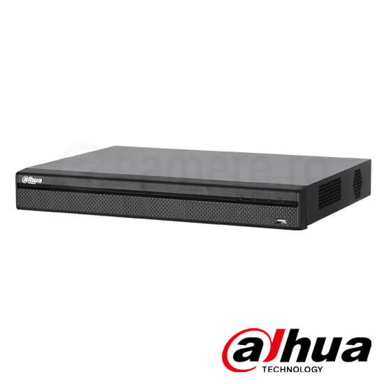 Cel mai bun pret pentru DVR DAHUA HCVR7208AN-4M cu tehnologie HDCVI, ANALOGICA, IP  si inregistrare 4 MP pentru sisteme supraveghere video