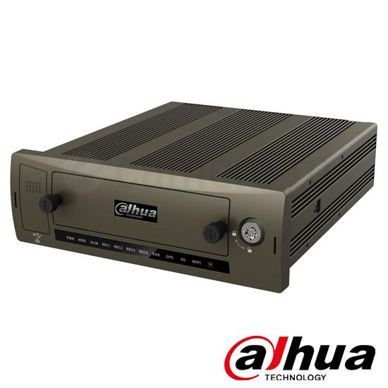 Cel mai bun pret pentru DVR DAHUA MCVR5104 cu tehnologie HDCVI,  si inregistrare 1080P pentru sisteme supraveghere video