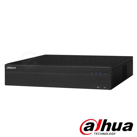 Cel mai bun pret pentru NVR-ul DAHUA NVR5864-4KS2 cu 12 megapixeli, pentru sisteme supraveghere video IP