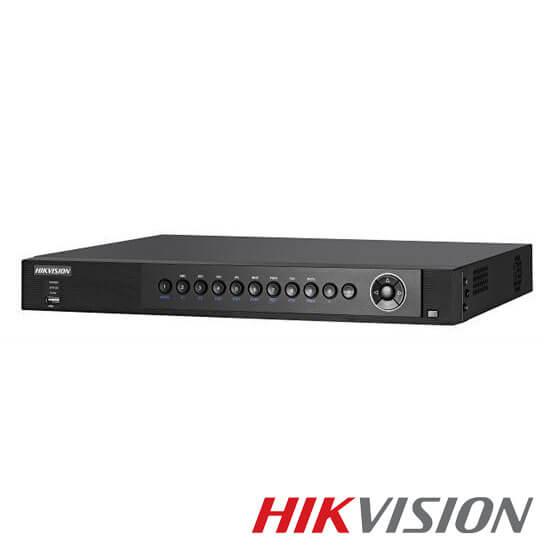 Cel mai bun pret pentru DVR HIKVISION DS-7208HUHI-F2/S cu tehnologie HDTVI, AHD, ANALOGICA,  si inregistrare 5 MP pentru sisteme supraveghere video