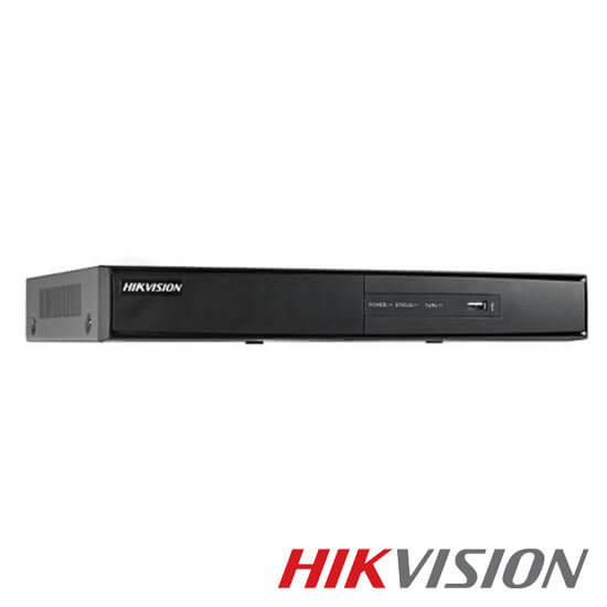 Cel mai bun pret pentru DVR HIKVISION DS-7216HQHI-F2-16 cu tehnologie HDTVI, AHD, ANALOGICA, IP  si inregistrare 1080P pentru sisteme supraveghere video