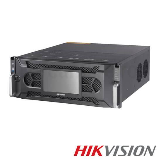 Cel mai bun pret pentru NVR-ul HIKVISION DS-96256NI-F16 cu 8 megapixeli, pentru sisteme supraveghere video IP