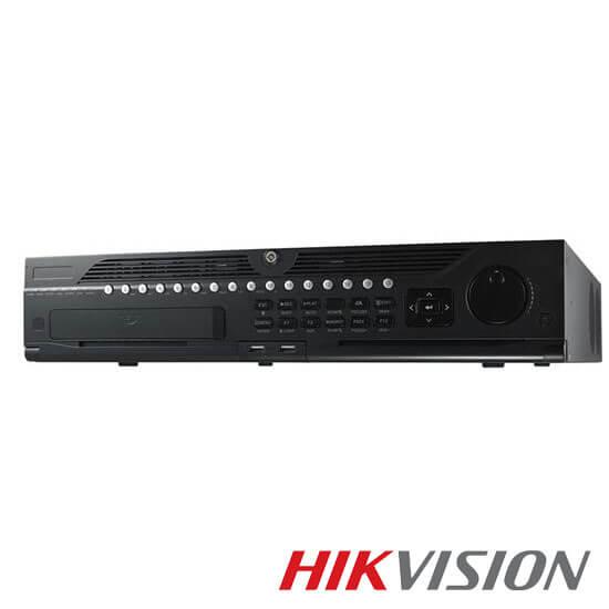 Cel mai bun pret pentru NVR-ul HIKVISION DS-9632NI-I8 cu 12 megapixeli, pentru sisteme supraveghere video IP