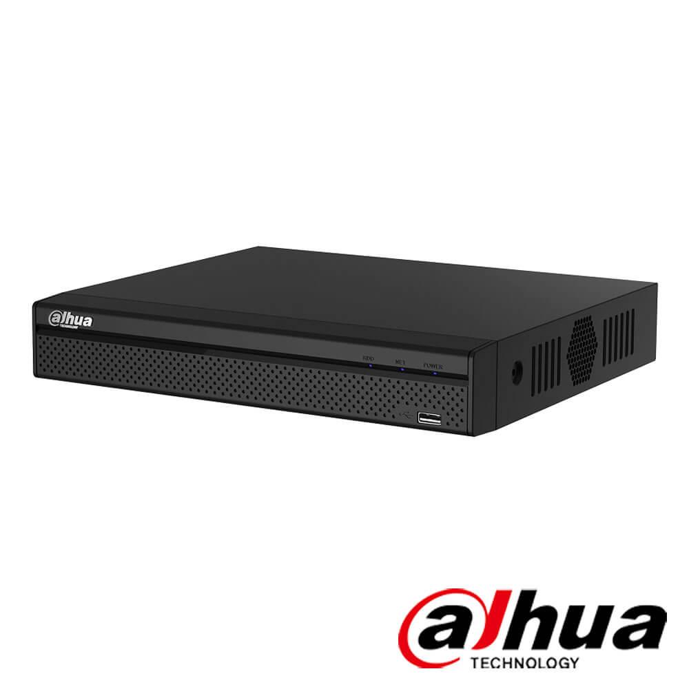 Cel mai bun pret pentru DVR DAHUA XVR5116HS-S2 cu tehnologie HDCVI, HDTVI, ANALOGICA, IP  si inregistrare 4 MP-N pentru sisteme supraveghere video