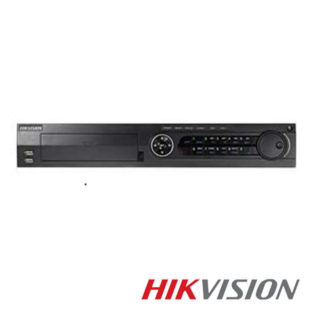 Cel mai bun pret pentru DVR HIKVISION DS-7324HQHI-K4 cu tehnologie HDCVI, HDTVI, AHD, ANALOGICA, IP  si inregistrare 4 MP pentru sisteme supraveghere video