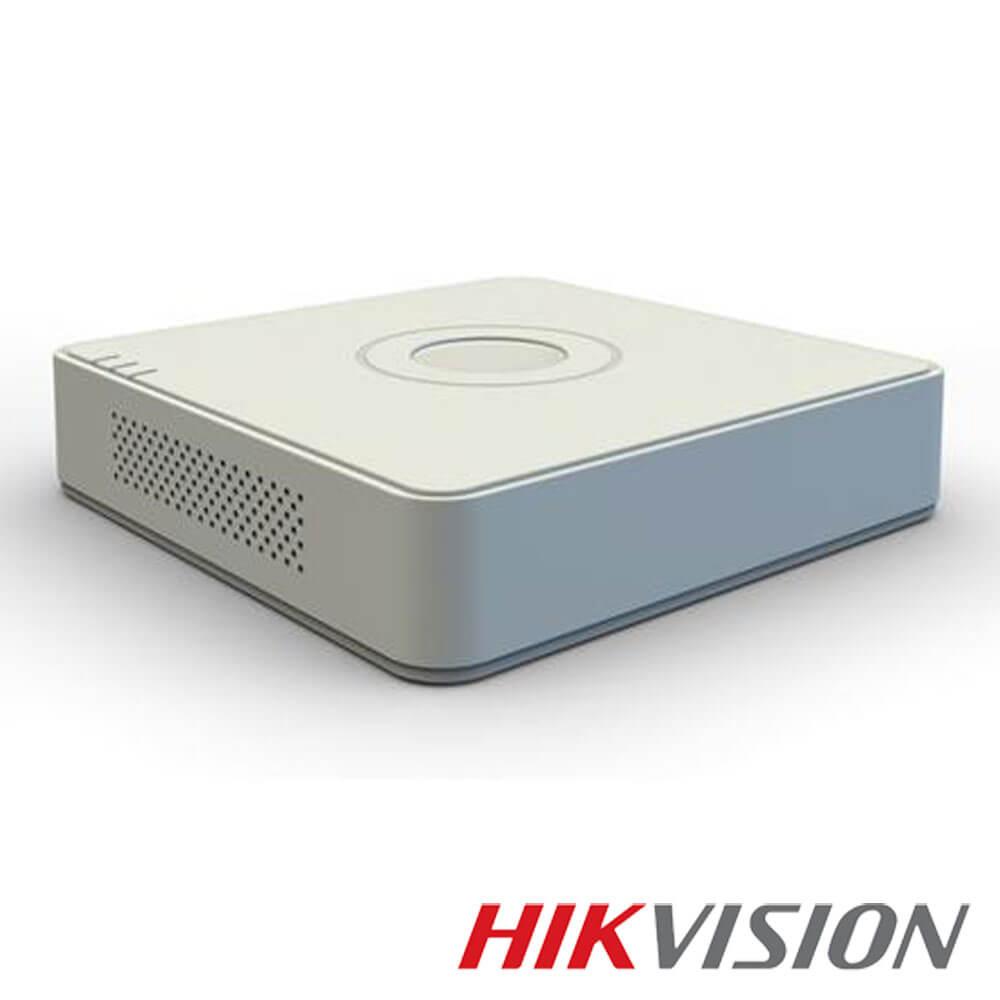 Cel mai bun pret pentru DVR HIKVISION DS-7116HQHI-K1 cu tehnologie HDCVI, HDTVI, AHD, ANALOGICA,  si inregistrare 1080P pentru sisteme supraveghere video